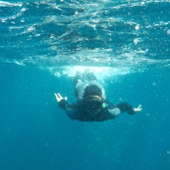 Étape saint thomas - Plongée sous marine à la Ciotat