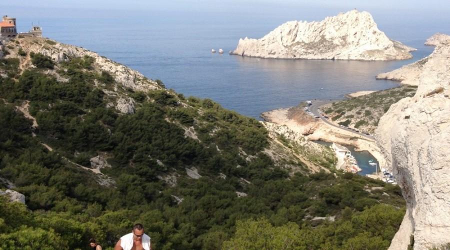 Randonnée à Marseille